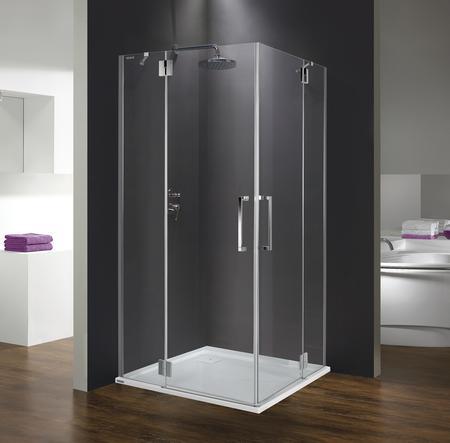 Kabina prysznicowa kwadratowa KN4/AVIV SANPLAST
