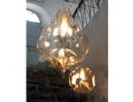 Lampa wisząca 24 Karati DECOINA - zdjęcie 4