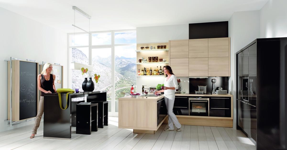Meble kuchenne Nova Lack NOLTE KÜCHEN  Sprawdź na   -> Kuchnie Nolte Fronty