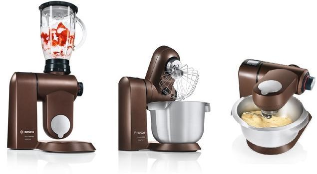 MaxxiMUM zapachów i smaków. Nowy robot kuchenny Bosch