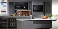 Elegancka kuchnia. Nowoczesne meble kuchenne ROMA Halupczok Kuchnie i Wnętrza