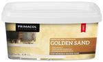 Dekoracyjna farba strukturalna Golden Sand Primacol Decorative
