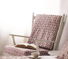 Tkaniny dekoracyjne w pięknych i modnych wnętrzach