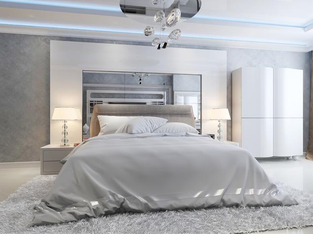 Zobacz Galerię Zdjęć Aranżacja Sypialni Hotelowy Wystrój