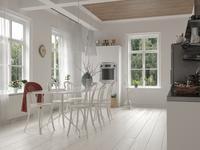 Kuchnia w stylu skandynawskim - pomysł na wnętrze