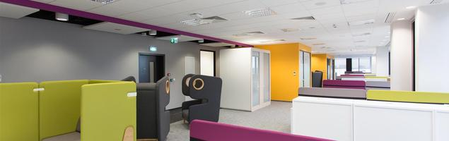 Aranżacja biura – pomysł na biuro kreatywne i funkcjonalne