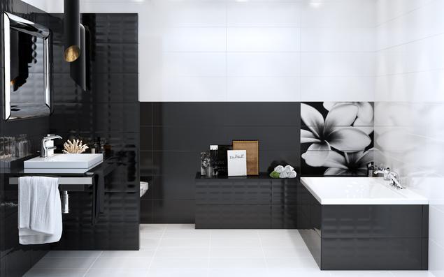 Pomysł na dekorację wnętrz – obrazy ceramiczne do nowoczesnej łazienki
