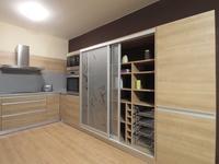 Spiżarnia w małej kuchni - jak urządzić
