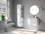 Nowoczesne wyposażenie łazienkowe w aranżacji wnętrza