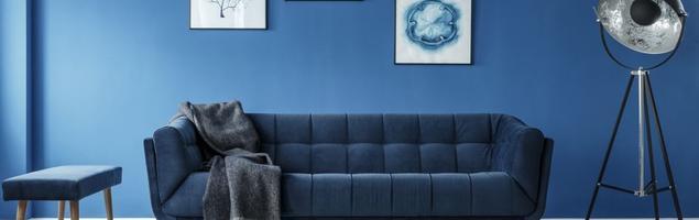 Skandynawski pomysł na piękne wnętrze - Cyan Room